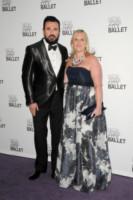 Marjorie Gubelmann, Chris Salgardo - Manhattan - 24-09-2014 - Sarah Jessica Parker, scelta folk per il NY City Ballet Gala