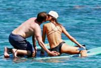 Carmella Casinelli, Gerard Butler - Malibu - 26-09-2014 - Palpatine hot, scopri chi allunga le mani