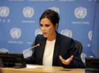 Victoria Beckham - New York - 25-09-2014 - Donne per un mondo migliore: Victoria Beckham ambasciatrice ONU