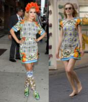 Paloma Faith, Eva Herzigova - New York - 26-09-2014 - Eva Herzigova e Paloma Faith: chi lo indossa meglio?