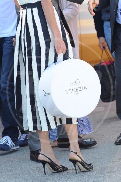 Amal Alamuddin - Venezia - 26-09-2014 - George Clooney e Amal in laguna: che la festa abbia inizio!