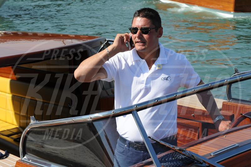 Taxi - Venezia - 26-09-2014 - George Clooney e Amal in laguna: che la festa abbia inizio!