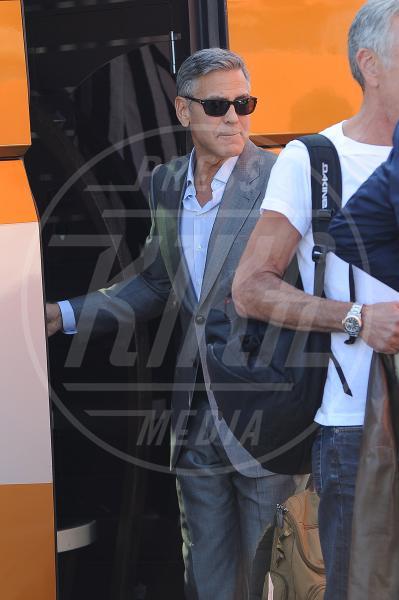 George Clooney - Venezia - 26-09-2014 - George Clooney e Amal in laguna: che la festa abbia inizio!