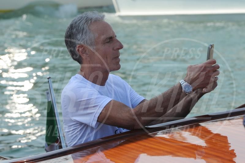 friend, Amal Alamuddin, George Clooney - Venezia - 26-09-2014 - George Clooney e Amal in laguna: che la festa abbia inizio!