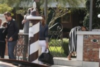 Venezia - 26-09-2014 - Matrimonio Clooney-Amal: l'arrivo al Cipriani