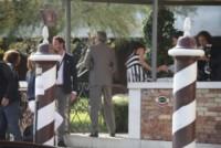Amal Alamuddin, George Clooney - Venezia - 26-09-2014 - Matrimonio Clooney-Amal: l'arrivo al Cipriani