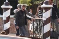Nina Bruce, Amal Alamuddin, Rande Gerber, George Clooney - Venezia - 26-09-2014 - Matrimonio Clooney-Amal: l'arrivo al Cipriani