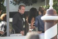 Rande Gerber, Cindy Crawford - Venezia - 26-09-2014 - Matrimonio Clooney-Amal: l'arrivo al Cipriani