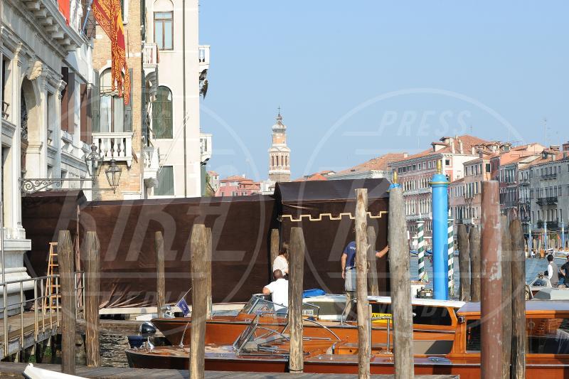 Venezia - 27-09-2014 - Si chiude il sipario: George Clooney è un uomo sposato