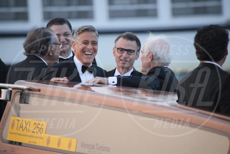 Nick Clooney, George Clooney - Venezia - 27-09-2014 - Si chiude il sipario: George Clooney è un uomo sposato