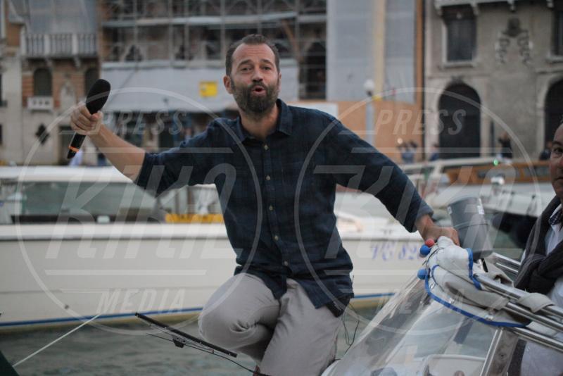 Fabio Volo - Venezia - 27-09-2014 - Si chiude il sipario: George Clooney è un uomo sposato