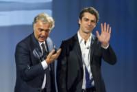 Massimo Giletti, Luca Argentero - Roma - 28-09-2014 - Rai, L'Arena chiude i battenti. Che fine farà Massimo Giletti?