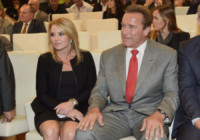 Heather Milligan, Arnold Schwarzenegger - Madrid - 28-09-2014 - Auguri Arnold Schwarzenegger! L'attore compie 70 anni