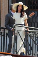 Amal Alamuddin, George Clooney - 29-09-2014 - Amal Alamuddin e Chloe Grace Moretz: chi lo indossa meglio?