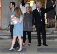 Charlotte Mezvinsky, Marc Mezvinsky, Hillary Clinton, Chelsea Clinton, Bill Clinton - New York - 29-09-2014 - Presidenziali 2016: Hillary Clinton mette a segno il primo punto