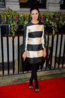 Livia Giuggioli - Londra - 08-10-2013 - Tutte in riga black&white come Amal Alamuddin!