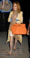 Lindsay Lohan - Londra - 28-09-2014 - Lindsay Lohan e le altre celebrity dai passi… felini!