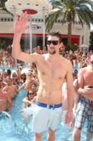 Michael Phelps - Las Vegas - 16-04-2011 - Michael Phelps prende la decisione più sofferta