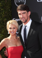 Win McMurry, Michael Phelps - Las Vegas - 16-04-2011 - Michael Phelps prende la decisione più sofferta