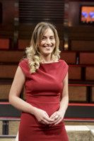 Maria Elena Boschi - Roma - 30-09-2014 - Vuoi essere vincente? Vestiti di rosso