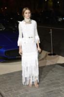 Olivia Palermo - Parigi - 01-10-2014 - Quest'autunno, le celebrity vanno… in bianco!