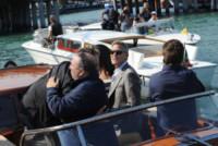 Amal Alamuddin, Alessandro Greco, Rande Gerber, George Clooney - Venezia - 01-10-2014 - Sandrone, motoscafista dei VIP e testimone di George Clooney