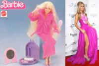 Barbie Segreti di Bellezza, Barbie, Paris Hilton - 01-10-2014 - La rivincita delle bionde in rosa shocking: le vip sono Barbie!