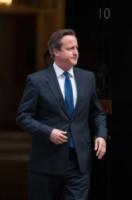 "David Cameron - Londra - 02-10-2014 - Matteo Renzi a Londra: ""Io sto con Hollande, basta austerity"""