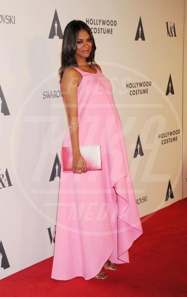 Zoe Saldana - Los Angeles - 01-10-2014 - Il pancione è sempre più sexy sul red carpet!