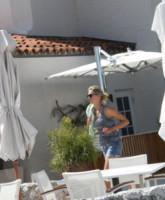 Tobin Jack Drury, Karolina Kurkova - Miami Beach - 03-07-2014 - Karolina Kurkova: la mamma più sexy al mondo