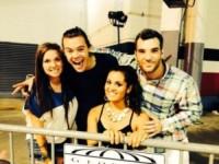 Harry Styles, One Direction - 02-10-2014 - Gli One Direction cedono la scena a una proposta di matrimonio