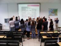 Raffaella Morselli - Teramo - 03-10-2014 - Ultima frontiera della cultura: il corso universiario sui selfie