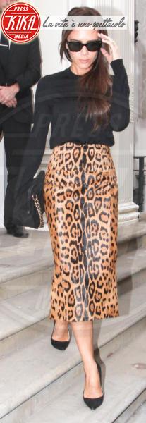 Victoria Beckham - Londra - 27-09-2014 - Il leopardo non si ammaestra, si indossa