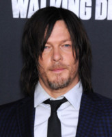 Norman Reedus - Universal City - 02-10-2014 - The Walking Dead presenta la quinta stagione