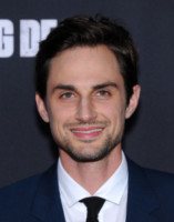Andrew J. West - Universal City - 02-10-2014 - The Walking Dead presenta la quinta stagione