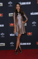 Amber Stevens - Universal City - 02-10-2014 - The Walking Dead presenta la quinta stagione