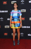 Alanna Masterson - Universal City - 02-10-2014 - The Walking Dead presenta la quinta stagione