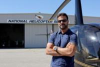 Los Angeles - 02-10-2014 - Lorenzo Lamas, dalla moto di Renegade agli elicotteri