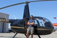 Lorenzo Lamas - Los Angeles - 02-10-2014 - Lorenzo Lamas, dalla moto di Renegade agli elicotteri