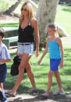 Leni Samuel, Heidi Klum - Los Angeles - 04-10-2014 - Vado, la metto incinta e poi la lascio...
