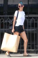 Nicole Richie - Milano - 03-10-2014 - È arrivato il caldo: gambe al fresco con gli shorts!