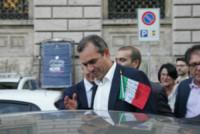 Luigi De Magistris - Napoli - 03-10-2014 - Un flash mob per De Magistris: