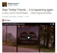 Twin Peaks - Hollywood - 07-10-2014 - Tremate, Twin Peaks torna nel 2016 con nuovi episodi