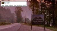Twin Peaks - Hollywood - 07-10-2014 - David Lynch non rifarà Twin Peaks: ecco perché