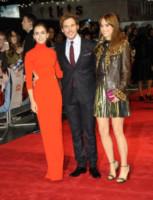 Sam Clafin, Suki Waterhouse, Lily Collins - Londra - 06-10-2014 - Lily Collins, una signora in rosso alla prima di Love Rosie
