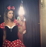 Elisabetta Canalis - Los Angeles - 06-10-2014 - Elisabetta Canalis: imbronciata per le nozze annullate