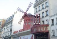 Moulin Rouge - Parigi - 07-10-2014 - Il Moulin Rouge di Parigi compie 125 anni