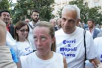 Luciano Passariello, Giorgia Meloni - Napoli - 07-10-2014 - Giorgia Meloni, tutto ok? Forse non ti fa così bene correre