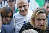 Luciano Passariello - Napoli - 07-10-2014 - Giorgia Meloni, tutto ok? Forse non ti fa così bene correre