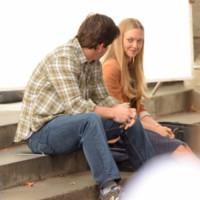 Amanda Seyfried, Mark Wahlberg - New York - 07-10-2014 - Amanda Seyfried e Mark Wahlberg: la nuova coppia di sposi